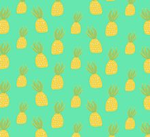 Pineapples by allysonjohnson