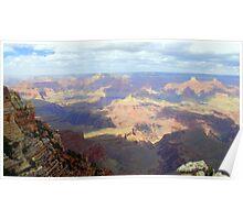 Grand Canyon South Rim 2 Poster