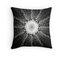 Night's Bride Throw Pillow
