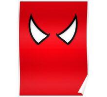 Minimalist - Spider-man Poster