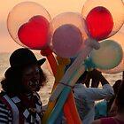 clown II - payaso by Bernhard Matejka