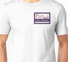 FNAF - Cast Member Badge Unisex T-Shirt