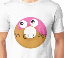Donut - I'm on a diet Unisex T-Shirt