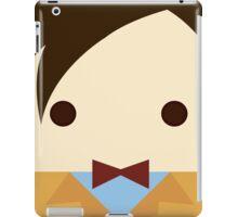 11th doctor, Matt Smith iPad Case/Skin