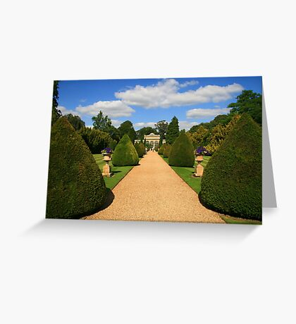 COUNTRY ESTATE Greeting Card