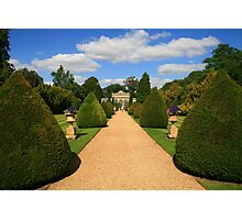 COUNTRY ESTATE Photographic Print