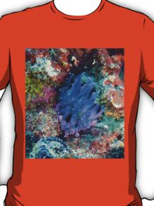 Giant Purple Sea Anemone T-Shirt