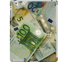 Euros iPad Case/Skin