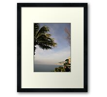 Italian Water Framed Print