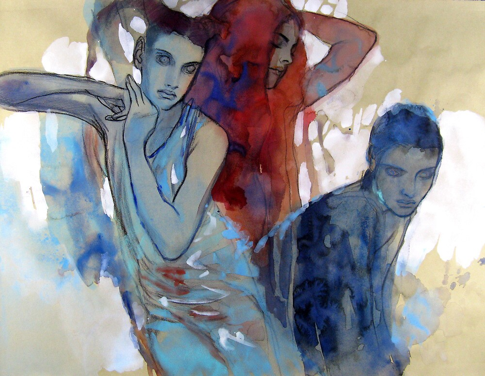 Symbol of femininity by Svetlana Tiourina