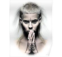 Satanic Yolandi Visser II Poster