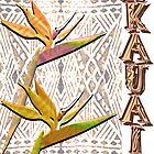 Kauai Strelitzia - Dawn by DreaMground