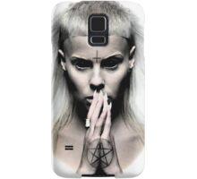 Satanic Yolandi Visser II Samsung Galaxy Case/Skin