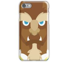 Beast, Beauty and the Beast iPhone Case/Skin