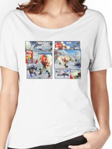 Transformers Beast Wars The Gathering Women's Relaxed Fit T-Shirt