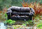 Sofa by Tori Snow