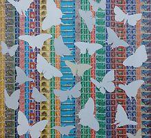 Butterflies by Gary Hogben