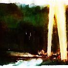 Blitzkrieg/Spotlights by matthewdunnart