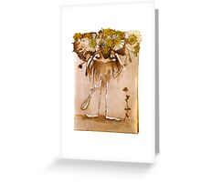 Fleetygreen Petebog Greeting Card