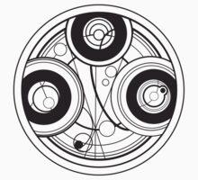 Gallifreyan Logo T-Shirt
