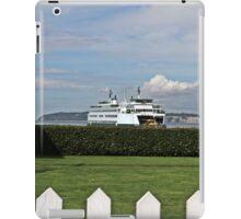 ferry Kittitas iPad Case/Skin
