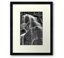 Classic water Framed Print