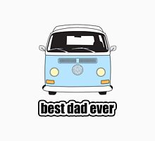 Best Dad Ever Pale Blue Early Bay Unisex T-Shirt