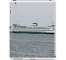 ferry Puyallup iPad Case/Skin