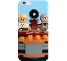 Landspeeder iPhone Case/Skin