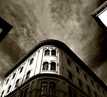 Three Cornered Sky by Russ Styles