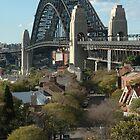 Sydney Harbour Bridge by Robert Winslow