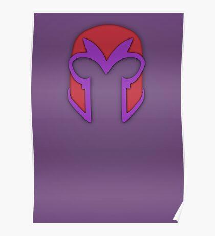 Minimalist - Magneto Poster