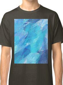 Watercolours Blues Classic T-Shirt