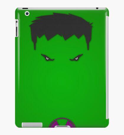 Minimalist - Hulk iPad Case/Skin