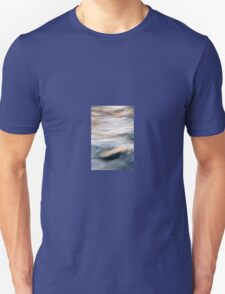 Sunset Sea and Rock Unisex T-Shirt