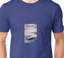 Sunset Sea and Rock Unisex T-Shirt
