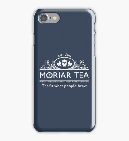 MoriarTea 2 iPhone Case/Skin