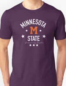 Minnesota State Screaming Eagles Unisex T-Shirt