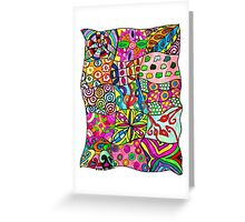 Keep An Eye Out for Patterns! Greeting Card