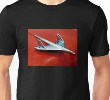 1955 Chevy Belair Hood Ornament Unisex T-Shirt