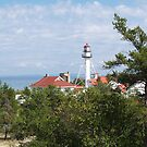 Whitefish Point Lightstation by Megan Noble