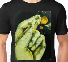 kubera mudra Unisex T-Shirt