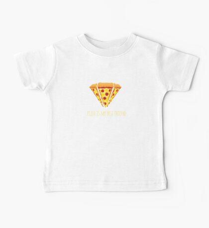 Diamond Pizza Baby Tee
