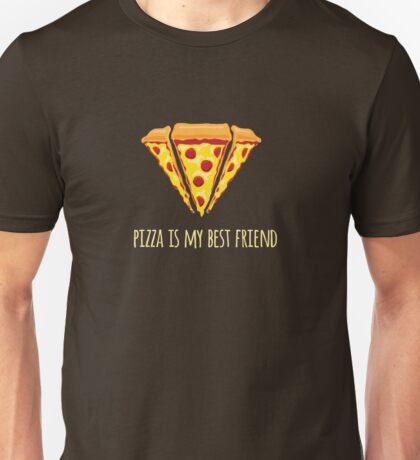 Diamond Pizza Unisex T-Shirt