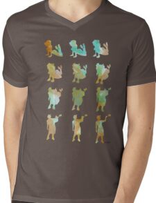 13lisa's :: Progress Mens V-Neck T-Shirt
