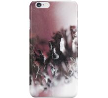 Close up with a Seed iPhone Case/Skin