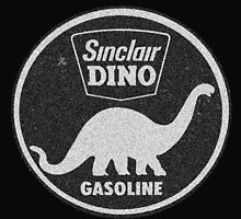 Sinclair Dino gasoline by Fizzybubblech