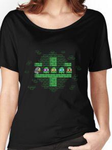 Teenage Mutant Ninja Ghosts Women's Relaxed Fit T-Shirt