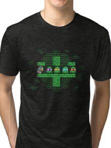 Teenage Mutant Ninja Ghosts Tri-blend T-Shirt