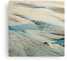 Sea Sand Canvas Print